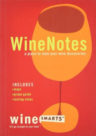 Wine Notes Smarts Book