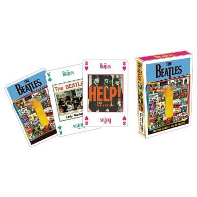 The Beatles Number 1 Playing Cards