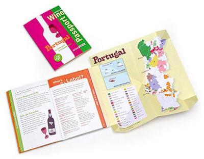 Wine Passport Book Portugal