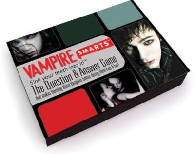 Vampire Smarts Question & Answer Game