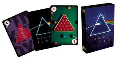 Pink Floyd Dark Side of the Moon Music Playing Cards