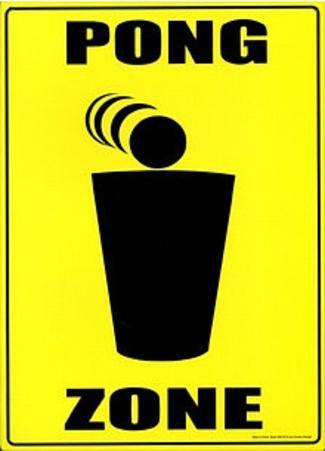 Beer Pong Zone