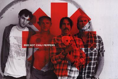 Red Hot Chili peppers – Red Asterix