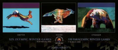 Swifter Higher Stronger 2002 Salt Lake City Olympics