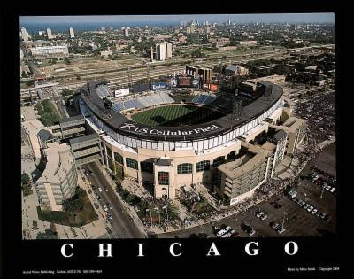 Chicago White Sox U.S. Cellular Field Sports