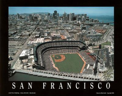 San Francisco Giants AT&T Park Sports
