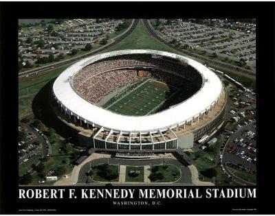 Washington Redskins RFK Memorial Stadium Sports