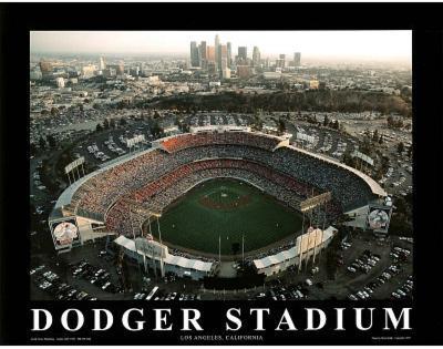 Los Angeles Dodgers Dodger Stadium Sports