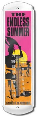 Endless Summer Surfing Indoor/Outdoor Thermometer