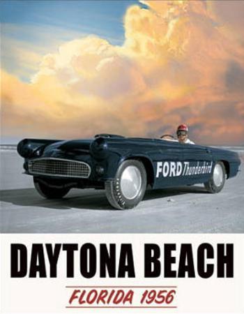 Ford Thunderbird Daytona Beach