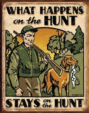 What Happens On the Hunt Hunting