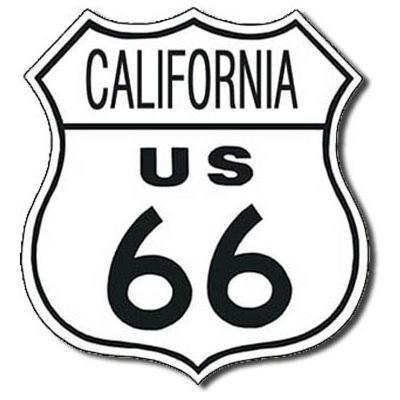 Route 66 California Highway Road