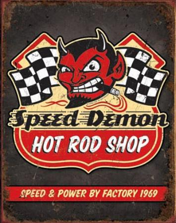 Speed Demon Hot Rod Shop