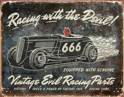 Racing with the Devil