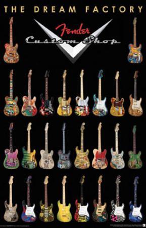 Fender Guitars The Dream Factory