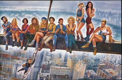 Stars on Top II Movie Poster Print