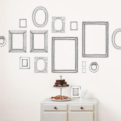 Valerie Michel Hand Made Frames Wall Stickers
