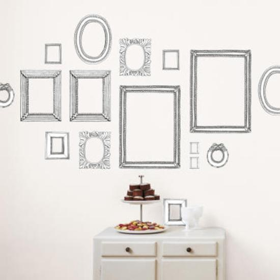 valerie michel hand made frames wall stickers wall decal at