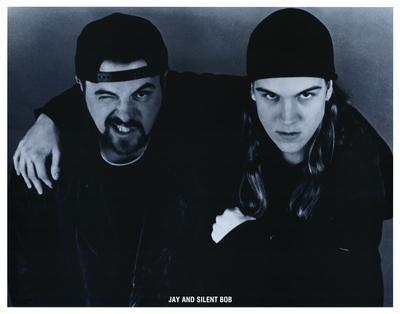 Mallrats (Jay & Silent Bob) Movie Poster Print