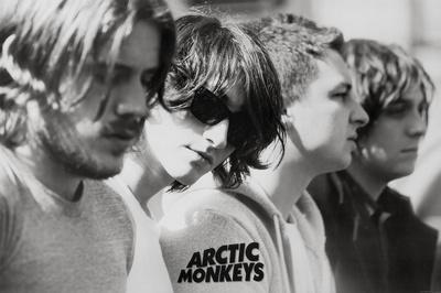 Arctic Monkeys Group Music Poster Print