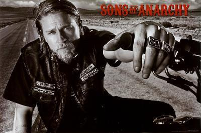 Sons of Anarchy Jackson TV Poster Print