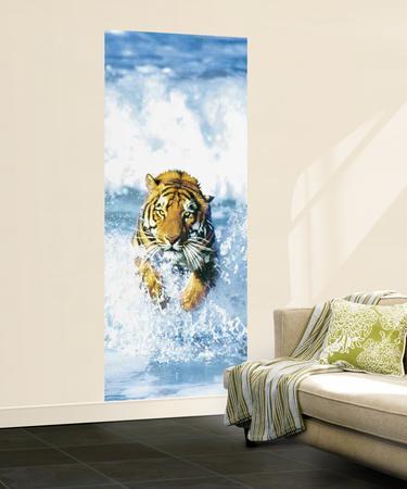 Bengal Tiger Mural