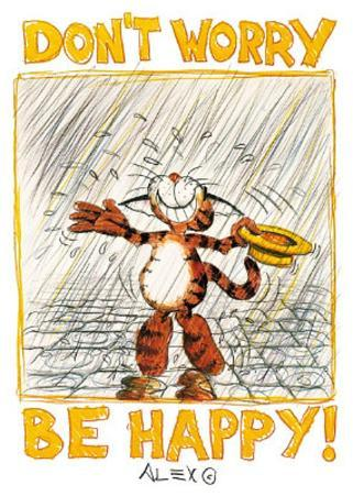 Alex Rinesch (Don't Worry Be Happy, Sugar) Art Poster Print