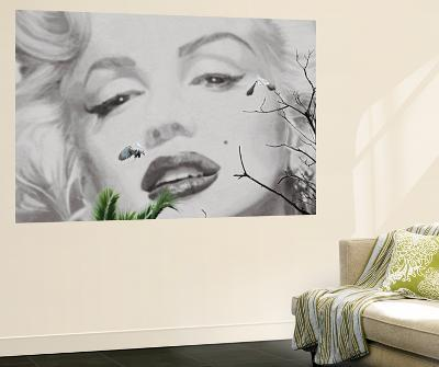 Marilyn Monroe at Cannes by Valery Hache Mini Mural Huge Movie Poster Print