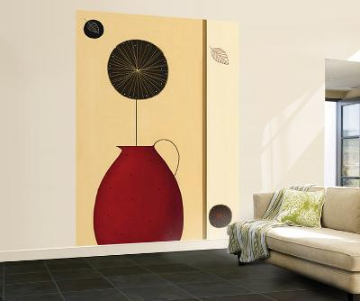Jo Parry The Red Pitcher Huge Wall Mural Art Print Poster