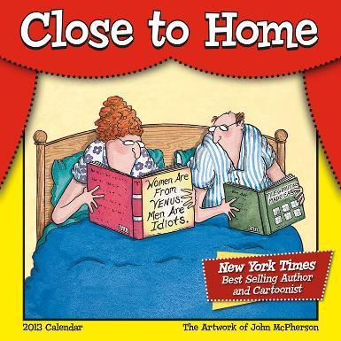 Close to Home   - 2013 12-Month Calendar
