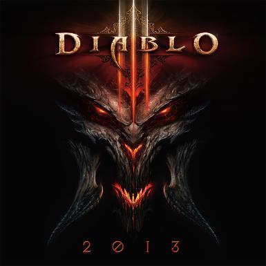 Diablo® - 2013 12-Month Calendar