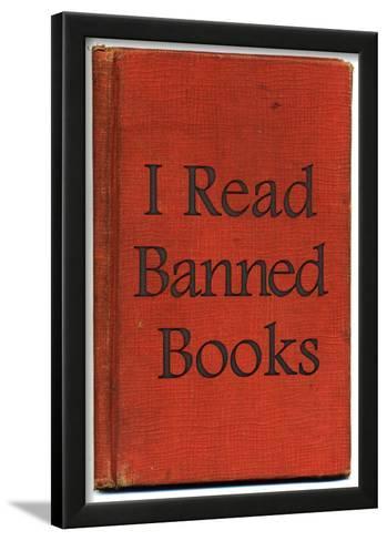 Classroom Art Library Poster Reader Gift Literary Art Print English Teacher Read Banned Books Book Art Print Typographic Print
