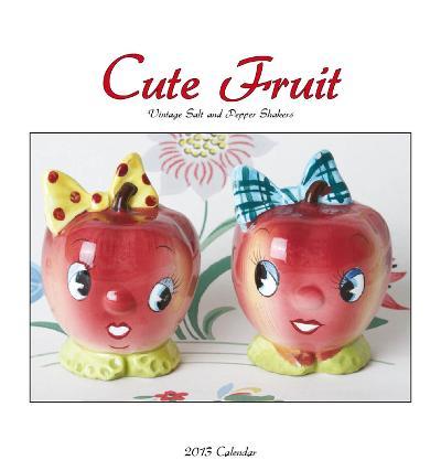 Cute Fruit - 2013 Easel/Desk Calendar