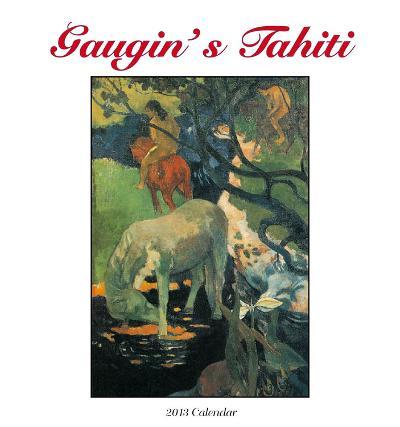 Gauguin's Tahiti - 2013 Easel/Desk Calendar