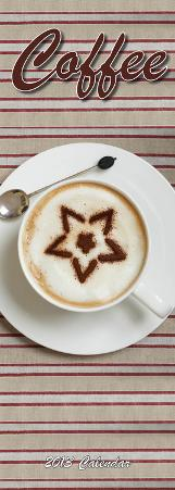 Coffee - 2013 Slim Calendar