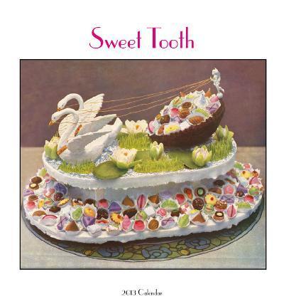Sweet Tooth - 2013 Easel/Desk Calendar