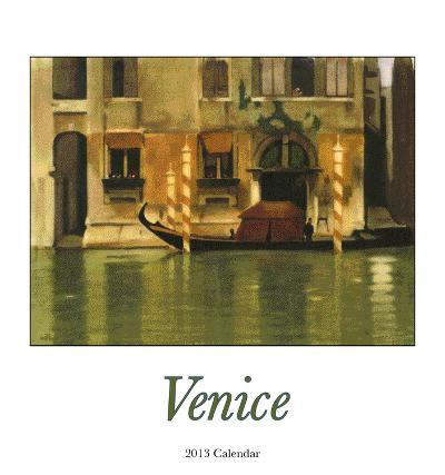 Venice  - 2013 Easel/Desk Calendar