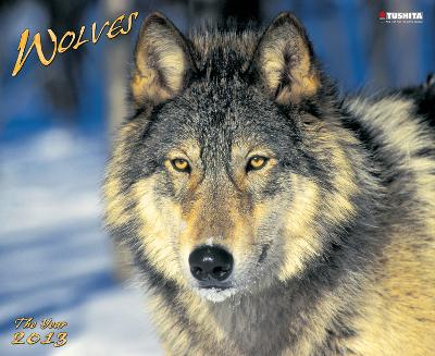 Wolves  - 2013 Décor Calendar