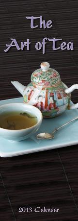 The Art of Tea - 2013 Slim Calendar