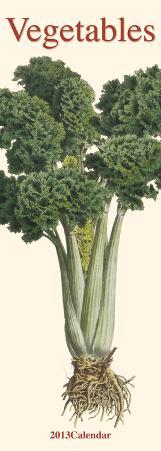 Vegetables - 2013 Slim Calendar