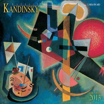 Wassily Kandinsky - 2013 Wall Calendar