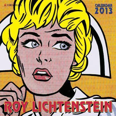 Roy Lichtenstein - 2013 Wall Calendar