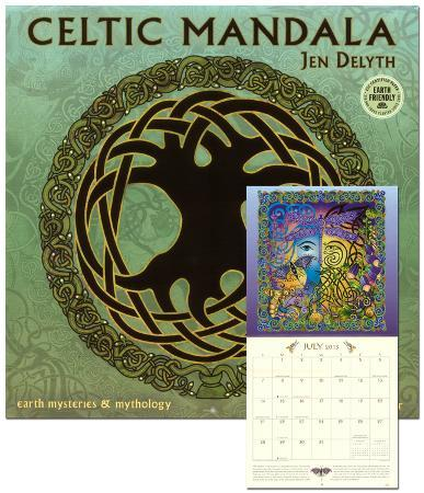 Celtic Mandala - 2013 Calendar