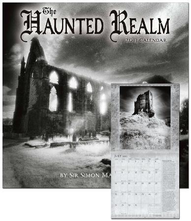 Haunted Realm - 2013 Calendar
