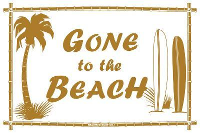 Gone to the Beach
