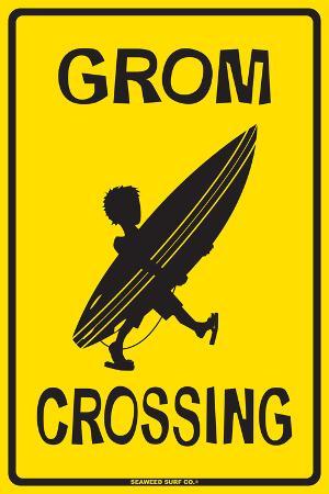 Grom Crossing