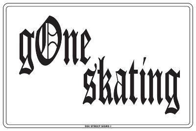 Gone Skating