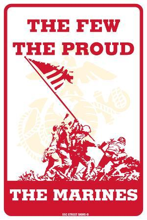 The Few the Proud the Marines