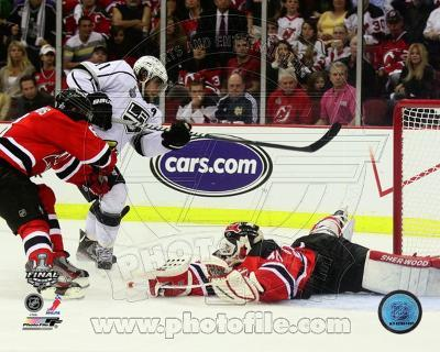 Anze Kopitar Game Winning Overtime Goal Game 1 of the 2012 NHL Stanley Cup Finals