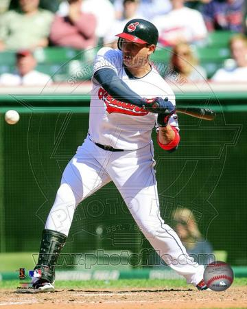 Asdrubal Cabrera 2012 Action
